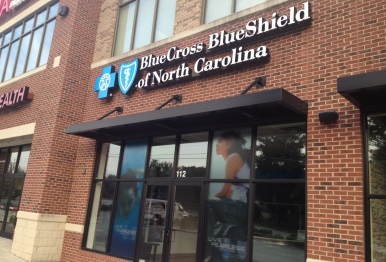 Blue Cross and Blue Shield of North Carolina store in Greensboro NC